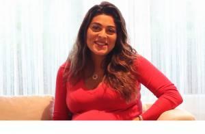 Juliana Paes, após dar à luz, manda recado aos fãs: 'A mamãe passa superbem!'