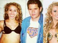 Do baú: fotos de Joelma e Chimbinha, da banda Calypso, no início da carreira