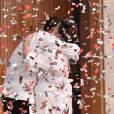 Izabel Alvares abraça Raul Lemos após ter sua vitória anunciada na segunda temporada do 'MasterChef Brasil'