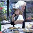 Bento visitiou a avó Ana Maria Braga durante o 'Mais Você' desta quarta-feira, 16 de setembro de 2015