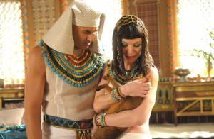 Novela 'Os Dez Mandamentos': quinta praga com peste dos animais chega ao Egito