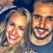 Carla Diaz, ex-atriz mirim, vive romance com sobrinho do ator Rodrigo Lombardi