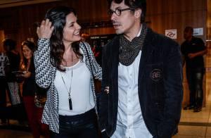 Com 6 meses de namoro, Helena Ranaldi se muda para casa de Daniel Alvim em SP