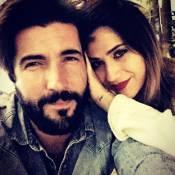 Grávida, filha de Leonardo se declara para Sandro Pedroso: 'Você me completa'