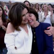 Fátima Bernardes completa 53 anos e se declara para a mãe: 'Me faz tão bem'