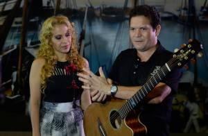 Chimbinha já pode voltar aos palcos com a Banda Calypso neste sábado: 'Feliz'