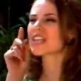 O primeiro papel de Paolla Oliveira nas novelas foi em ' Metamorphoses' (TV Record, 2004)
