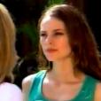 Paolla Oliveira interpretou a vilã  Stela na novela 'Metamorphoses' (TV Record, 2004)