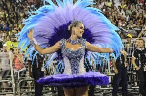 Ana Hickmann volta ao Carnaval do Rio em 2016 após 4 anos: 'Destaque de chão'