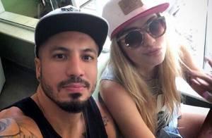 Ex-BBB Aline está grávida de três meses do 1° filho com Fernando: 'Apaixonados'