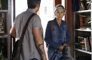'A Regra do Jogo': Djanira desmascara Zé Maria e é ameaçada por Romero. 'Acabou'