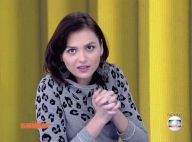 Monica Iozzi garante que atuará em 'Haja Coração': 'Personagem não será cômica'