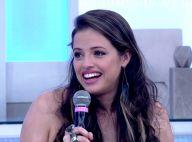 Agatha Moreira, de 'Verdades Secretas', revela que era tímida: 'Ficava sem voz'