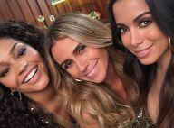 Anitta, Giovanna Antonelli e Juliana Alves posam juntas para campanha: 'Deusas'