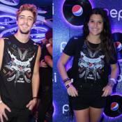 No Rock in Rio, Giulia Costa revela término de namoro com Eike Duarte
