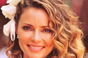 Rita Guedes sobre boa forma após os 40 anos: 'Estou me amando'