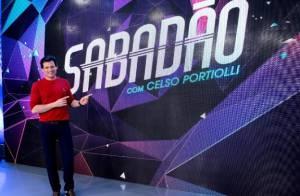 Celso Portiolli revela curiosidades sobre 'Sabadão': 'Não era o nome que queria'
