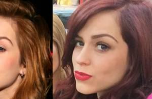 Sophia Abrahão tinge cabelos de vermelho e visual divide opiniões: 'Por quê?'