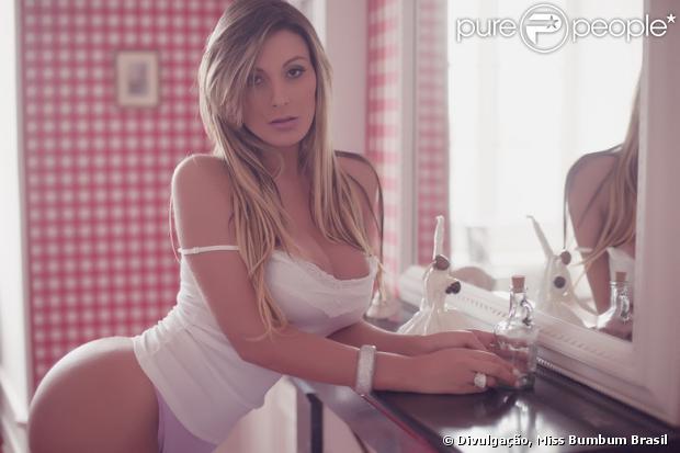 Andressa Urach está confinada em 'A Fazenda', mas já está confirmada como capa da 'Sexy' de setembro