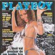 A ex-parcipante do reality show 'Amor a Bordo', Janaína Santos, posou para a 'Playboy' em outubro de 2002