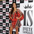 Na entrevista, Ivete Sangalo negou a escolha dela como intérprete da canção da Copa do Mundo de 2014