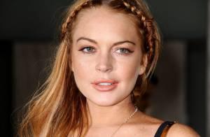 Lindsay Lohan recebeu visita de Ben Affleck durante internação em clínica