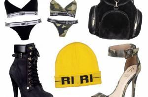 Rihanna estampa seu apelido em peças de segunda coleção para marca River Island