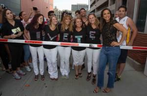 Show de Ivete Sangalo em Newark, nos EUA, teve ingressos esgotados