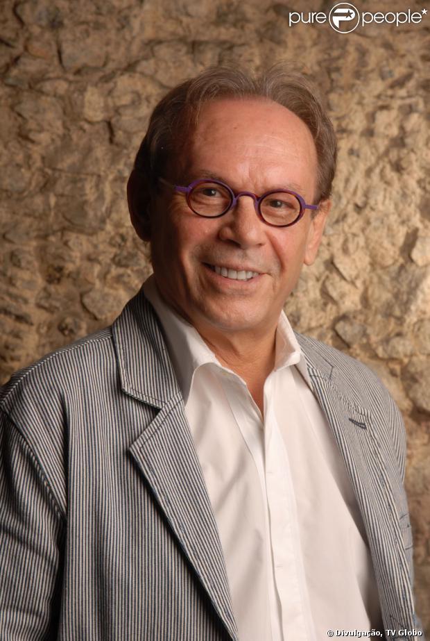 José Wilker completa 66 anos nesta terça-feira, 20 de agosto de 2013