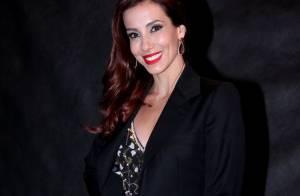 Ruiva, Tania Khalill fala sobre reação das filhas: 'Me chamam de sereia Ariel'