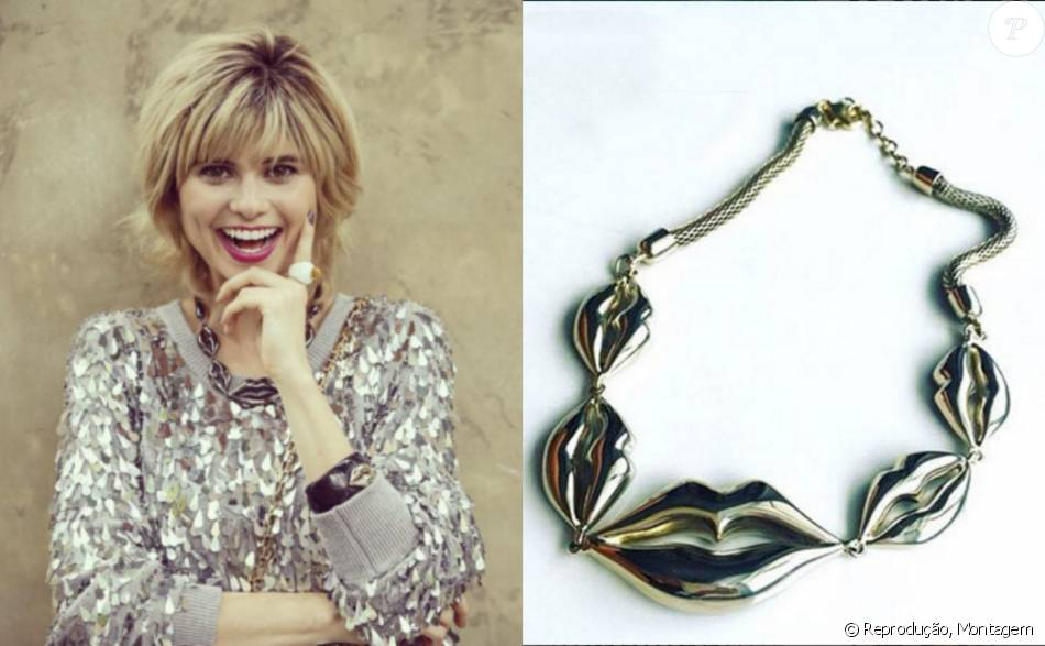Outro acessório diferenciado e fashion da personagem é o colar SanteNice da  Ylla Bijoux disponível por R  360. O bracelete Riva também é da marca e  custa R  ... 3dd2c853a9
