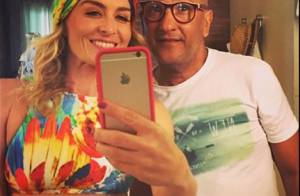 Angélica exibe barriga seca aos 42 anos com biquíni Lenny Niemeyer de R$ 350