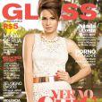 Nanda Costa posa para a edição de dezembro da revista 'Gloss'; capa foi divulgada em 14 de dezembro de 2012