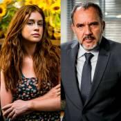 Novela 'Totalmente Demais': Eliza (Marina Ruy Barbosa) é filha de Germano