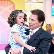 Maisa Silva, Larissa Manoela e mais famosos parabenizam Silvio Santos: 'Meu avô'