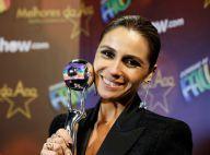 'Melhores do Ano': Giovanna Antonelli é melhor atriz de novela. Veja vencedores