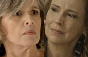 'Além do Tempo': Vitória se emociona ao saber que Emília é sua filha. 'Milagre'