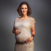 Guilhermina Guinle, grávida de 8 meses, dará à luz até o dia 10: 'Parto normal!'