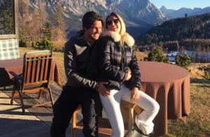 Alexandre Pato e Fiorella Mattheis curtem férias na Europa. Veja fotos do casal!