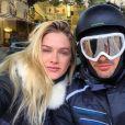 Fiorella Mattheis e Alexandre Pato curtem férias  na Europa, neste fim de 2015