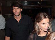 Kaká é fotografado ao lado de Vanessa Ribeiro, sua suposta namorada, em teatro
