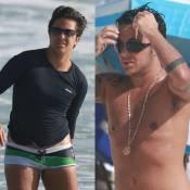 Thammy Miranda e Leandro Hassum transformaram o corpo em 2015. Veja mais famosos