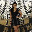 Amanda Djehdian, do Big Brother Brasil 15, é uma das musas da Gaviões da Fiel em 2016