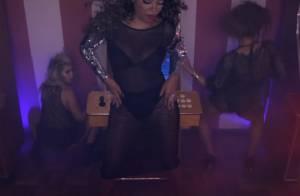 Ludmilla surge sexy e com look ousado em novo clipe, '24 Horas por Dia'. Vídeo!