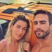 Gabriela Pugliesi é criticada por seguidora e namorado defende: 'Desnecessário'