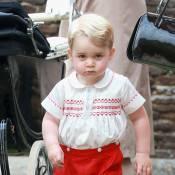 George, filho de Príncipe William e Kate Middleton, entrará para escola em 2016