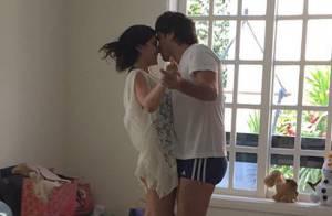 Vanessa Giácomo celebra aniversário de casamento com foto: 'Um ano de amor'