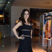 Alessandra Negrini completa 43 anos após estrelar o filme 'O abismo prateado'
