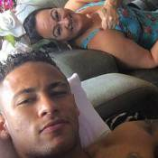 Neymar já está no Brasil para passar o Natal e posta foto: 'Mamãe linda'