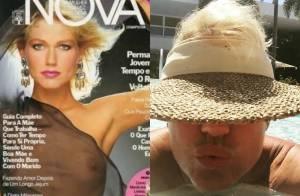 Após selfie de topless, Xuxa publica foto com seios à mostra: 'País do carnaval'